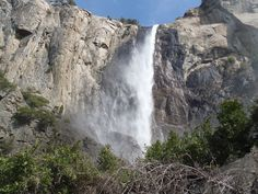 Yosemite Falls, Yosemite, CA