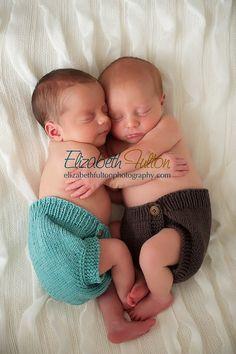 twins! So sweet