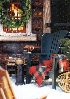 holiday, patio design, cottag, inspiration, hous idea