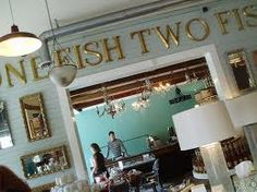 One Fish Two Fish is such a cool place to shop in Savannah! #NoBoysAllowed #VisitSavannah