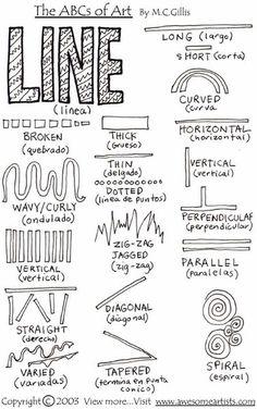 line art-lessons