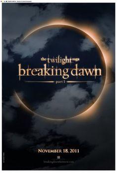 Breaking Dawn - 4/5 stars