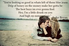 I'm a little drunk on you and high on summertime <3