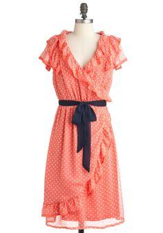 Frill Seekers Dress