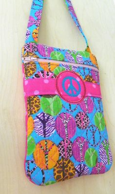 Peace and Love Tote  Embroidered Tote Bag   by fortheloveofzebra, $12.00