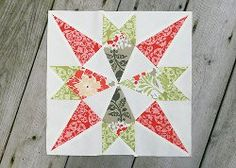 Star of Mystery #Quilt Block by Faith from Fresh Lemons Modern Quilts