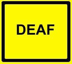 deaf   deaf]