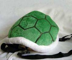 super mario koopa turtle shell backpack