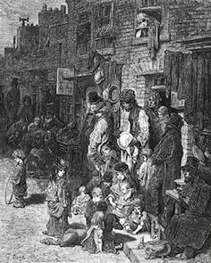 Whitechapel was part of the notorious East End slums of London. In Victorian times it was where Jack the Ripper murdered his victims Maiden Lane Places - Elizabeth Hoyt