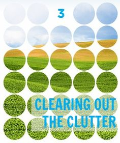 Financial Literacy Month: 30 Steps to Financial Wellness - Day 3: Clearing out the financial clutter