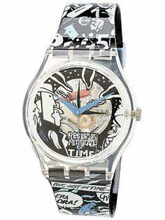 Vintage Swatch Furto Watch