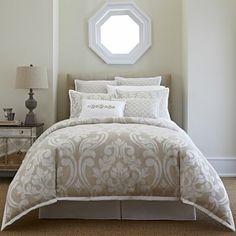 Royal Velvet® Capistrano Comforter Set & Accessories - jcpenney
