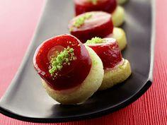 Ricetta Girelle di frutta