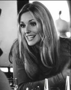 Sharon Tate photographed by Terry O'Neill