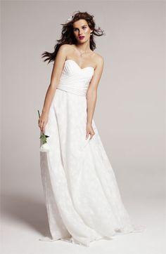 #wedding #dress #white