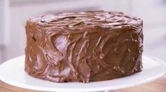 Watch: How to Make a Layer Cake