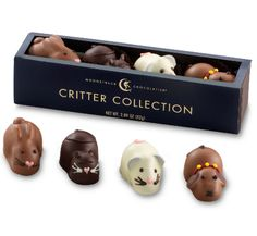 Moonstruck Chocolate - Moonstruck Chocolate Critter Truffle Collection