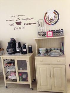 Coffee bar :)