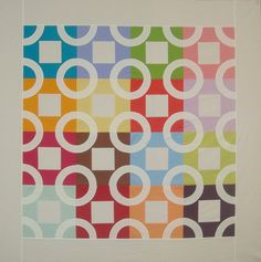 circles + squares + solids = magic