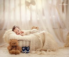 Cute baby photo!