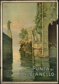 Punta di Balbianello. Lago di Como