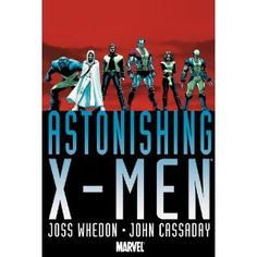 Astonishing X-Men Omnibus way too expensive but i had to pin it when i say Joss Whedon wrote it.