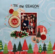 galleries, scrapbook christma, seasons, scrapbookchristma, scrapbook photo, scrapbook layout, tis, tree border