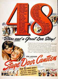Stage Door Canteen (1943).