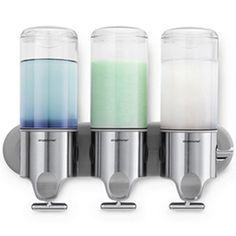 Shampoo and Soap Dispenser