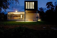 Rutherford House, Lake Taupo by Tim Dorrington Architects