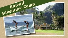 YMCA Camp Erdman   June 25-28 and July 9-12 both dates are open to any military teen in Hawaii or the Pacific Rim, 14-18 years old. www.himwr.com