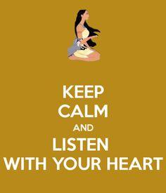 Keep Calm Disney