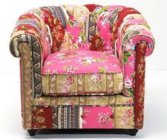 Fabulous Patchwork Furniture