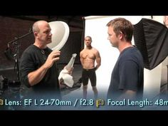 Inspirational video about how Joel Grimes lights his portraits. I definitely want to try this out!