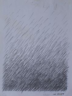 Waldorf ~ 6th grade ~ B&W Drawing