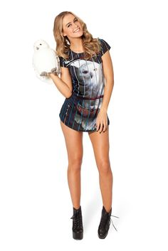 Hedwig GFT by Black Milk Clothing