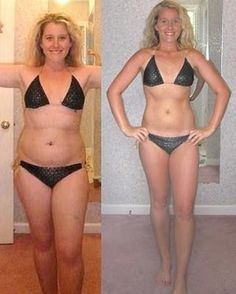 LOVE this girls blog about p90x!