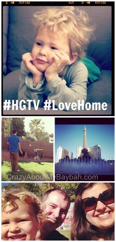 Capture Moments and Share Home | HGTV #LoveHome #Giveaway