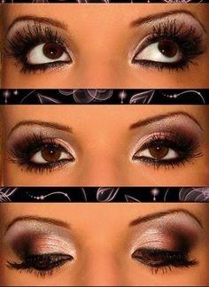 Pink Smokey Eye!!!