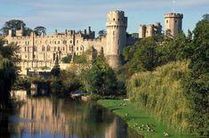 Warwick Castle, Warwick, England