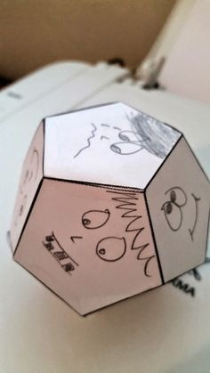 Rookie Mistake: The Phantom Tollbooth: Dodecahedron Activity More