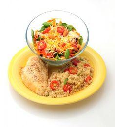 Chicken Quinoa Recipe: Dr Oz August 6 2012 Recap