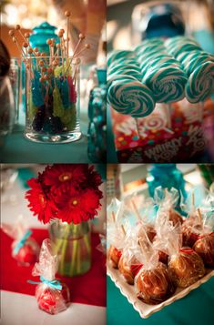 Great color combo for the #wedding #rehearsal #dinner