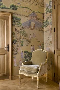 de gournay - that has to be mohair