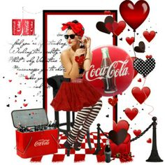 kind word, huge task, free cocacola, simpl, coke, happiness, spread, smile, friend