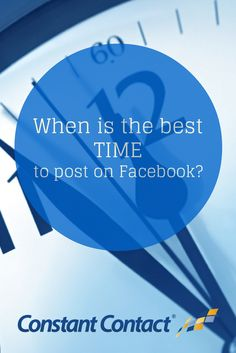 I can't begin to count the number of studies I've read that claim they know the best time to post on Facebook.  While most of these studies conflict with one another, they also consistently conflict with my own analysis. This may not be what you want to hear, but the best time to post depends on your business and your audience. With a little extra effort and a little creative thinking, you can determine the best time for you.