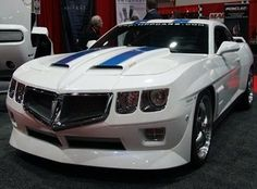 Ram Air Trans Am Camaro Conversion Kit