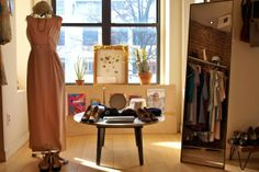 Treasury Vintage | Be sure to save time for this cool independent boutique and its smart edit of quality vintage fashion. | #BHLDNgtown