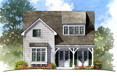 NEW! Southern Living Inspired Communities, visit The Bluffs at Southwood in Tallahassee, FL