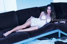 #MeganFox for Esquire February 2013